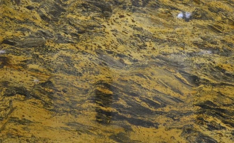 Hurrican Gold Granite